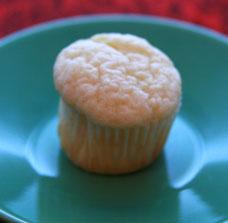 Mini Lemon Cupcake