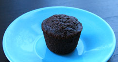 mini Brownie Cupcake