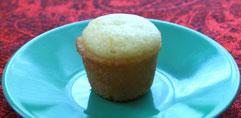 mini te Texas Sheet Cake Cupcake