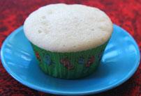 Almond-Cupcake