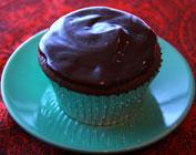 Cupcake-with-Ganache
