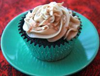 Samoas Cupcake