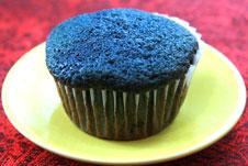 Bluberry Cupcake