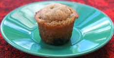 Mini-Banana-Chocolate Chip-cupcake
