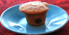 Mini-Chocolate-Chip-cupcake