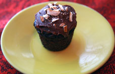 Mini Finished Cupcake
