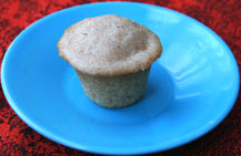 Mini Snickerdoodle Cupcake