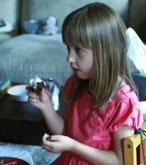 Olivia-tasting