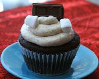 Smores-Cupcake