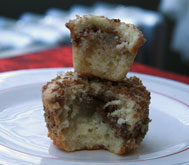 Streusel-Cupcakes-halved