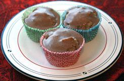 Apple-Sauce-Cupcakes-glazed