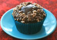 Cupcake-w-ganache