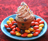 Mini-Funfetti-Cupcake