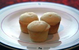 Mini Vanilla-Cupcakes