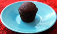 Mini Chocolate Cupcake