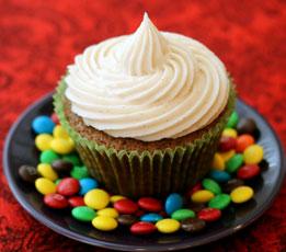 Chai-Cupcake