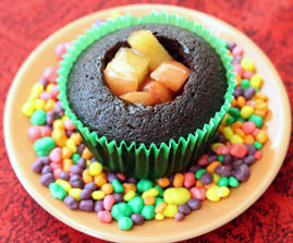 Cupcake-with-Apples