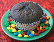 Dark-Chocolate-Cupcake