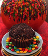 Dusted-cupcake