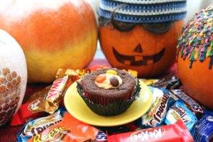 Spooktacular-Cupcake