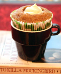 Cupcake-with-Mousse