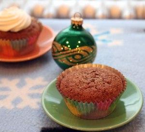Gingerbread-Cupcake