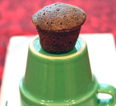 Mini-Chocolate-Cupcake