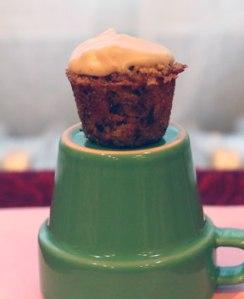 Mini-Paleo-Carrot-Cupcake