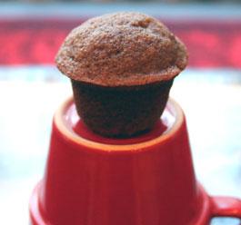 Mini Pumpkin-cupcake