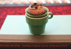 Mint-Chocolate-Cupcake