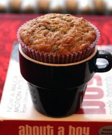 Zucchini-Cupcake