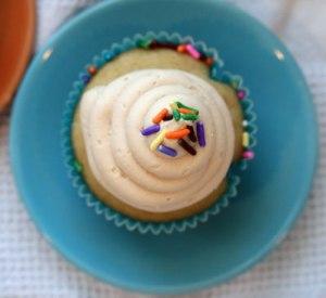 Caramel-Cupcake