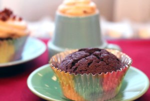 Chocolate-Bourbon-Cupcake