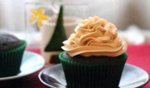 Mocha-Baileys-cupcake