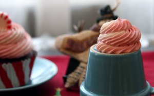 Peppermint-frosting