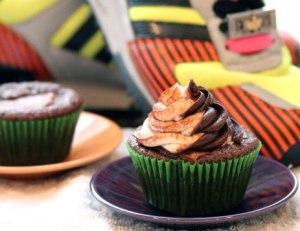 Bailey's-cupcake