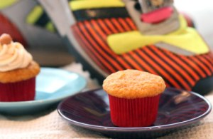 Mini-Pumpkin-Cupcake