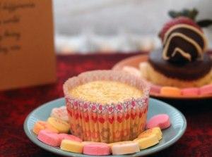 Champagne-Cupcake