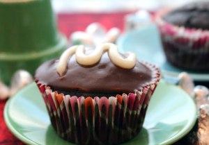 Devil's-Food-Cupcake