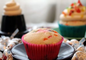 Funfetti-Cupcake