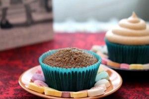 Ginger-Cupcake
