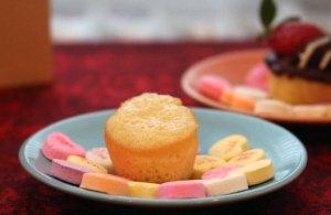 Mini-Champagne-Cupcake